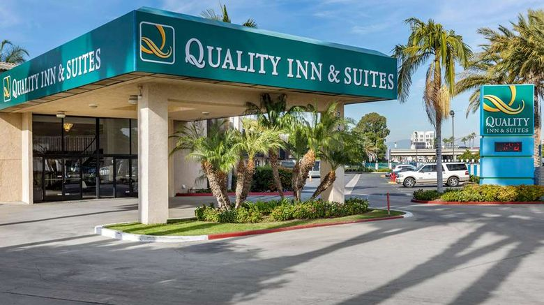"""Quality Inn  and  Suites Buena Park/Anaheim Exterior. Images powered by <a href=""""http://web.iceportal.com"""" target=""""_blank"""" rel=""""noopener"""">Ice Portal</a>."""