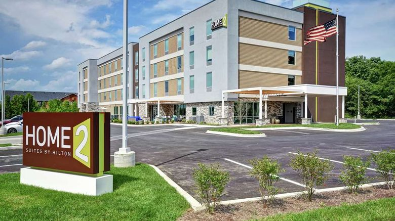 """Home2 Suites by Hilton Georgetown Exterior. Images powered by <a href=""""http://web.iceportal.com"""" target=""""_blank"""" rel=""""noopener"""">Ice Portal</a>."""