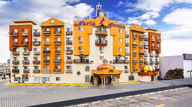 "Maria Bonita Consulado Americano Hotel Exterior. Images powered by <a href=""http://web.iceportal.com"" target=""_blank"" rel=""noopener"">Ice Portal</a>."
