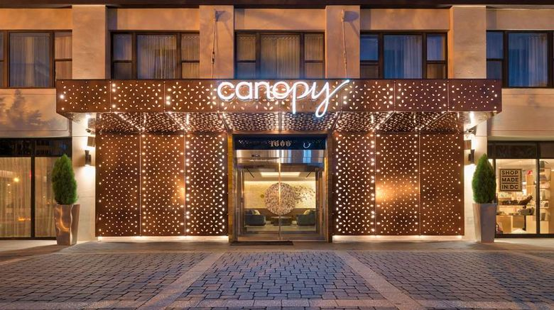 """Canopy by Hilton Washington Embassy Row Exterior. Images powered by <a href=""""http://web.iceportal.com"""" target=""""_blank"""" rel=""""noopener"""">Ice Portal</a>."""