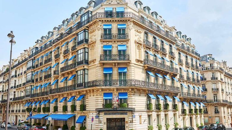 """Hotel la Tremoille Exterior. Images powered by <a href=""""http://web.iceportal.com"""" target=""""_blank"""" rel=""""noopener"""">Ice Portal</a>."""
