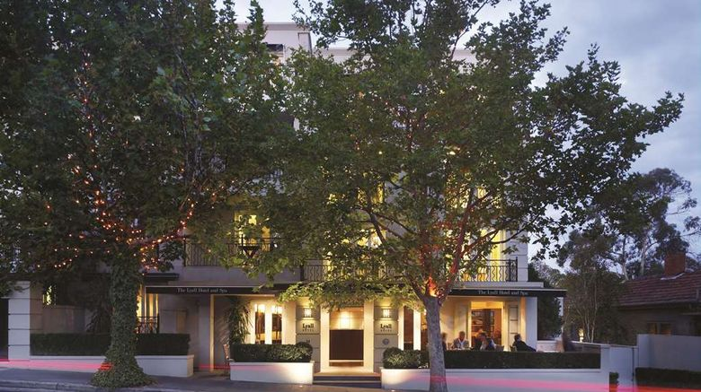 """The Lyall Hotel Exterior. Images powered by <a href=""""http://web.iceportal.com"""" target=""""_blank"""" rel=""""noopener"""">Ice Portal</a>."""
