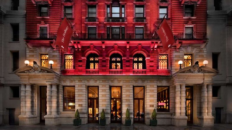 """The Redbury New York Lobby. Images powered by <a href=""""http://web.iceportal.com"""" target=""""_blank"""" rel=""""noopener"""">Ice Portal</a>."""