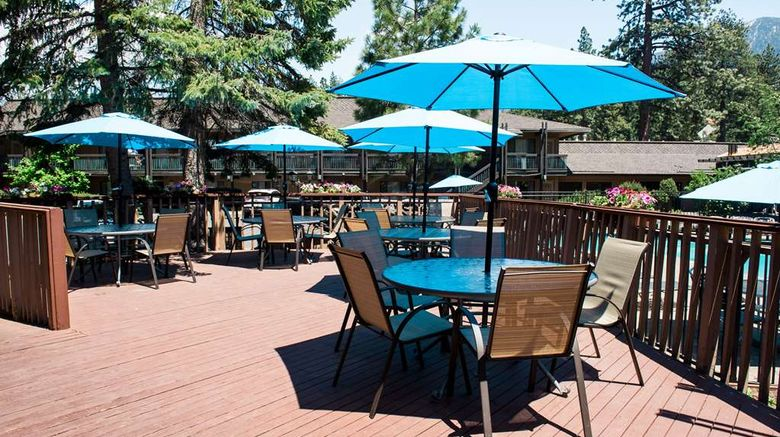 """Station House Inn Exterior. Images powered by <a href=""""http://web.iceportal.com"""" target=""""_blank"""" rel=""""noopener"""">Ice Portal</a>."""
