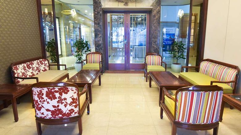 """Howard Plaza Hotel Kaohsiung Lobby. Images powered by <a href=""""http://web.iceportal.com"""" target=""""_blank"""" rel=""""noopener"""">Ice Portal</a>."""