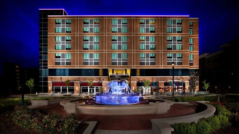 """The Hotel at Arundel Preserve Exterior. Images powered by <a href=""""http://web.iceportal.com"""" target=""""_blank"""" rel=""""noopener"""">Ice Portal</a>."""