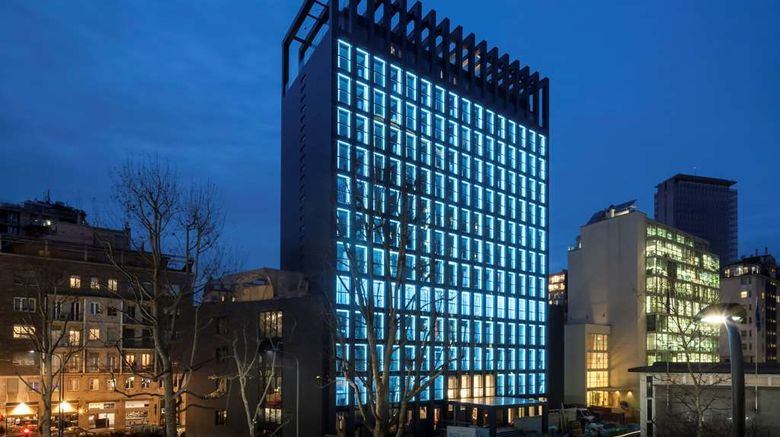 """Hyatt Centric Milan Centrale Exterior. Images powered by <a href=""""http://web.iceportal.com"""" target=""""_blank"""" rel=""""noopener"""">Ice Portal</a>."""
