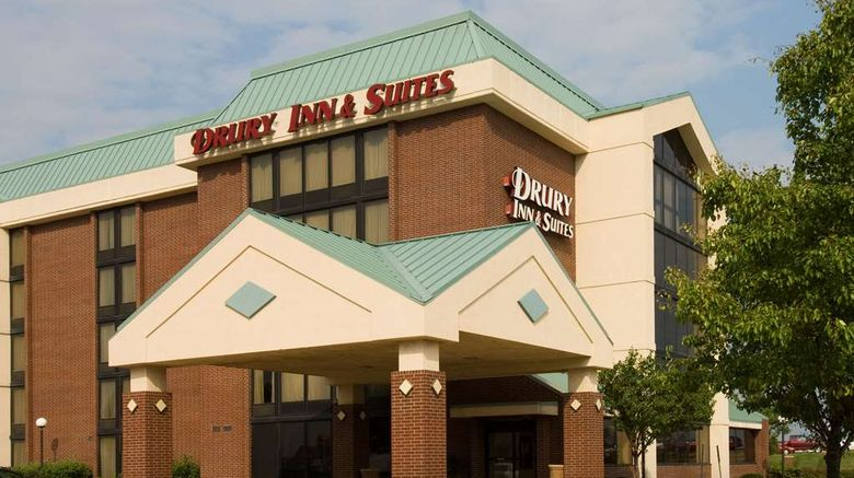"""Drury Inn  and  Suites Champaign Exterior. Images powered by <a href=""""http://web.iceportal.com"""" target=""""_blank"""" rel=""""noopener"""">Ice Portal</a>."""
