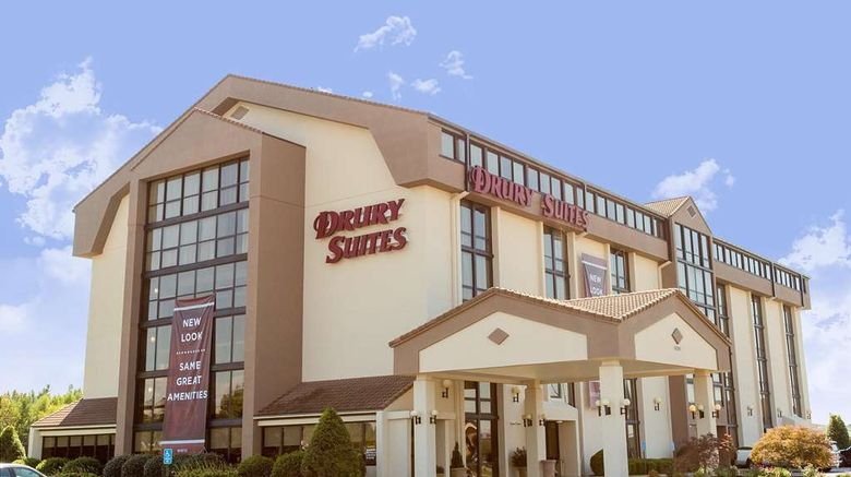 """Drury Suites Paducah Exterior. Images powered by <a href=""""http://web.iceportal.com"""" target=""""_blank"""" rel=""""noopener"""">Ice Portal</a>."""