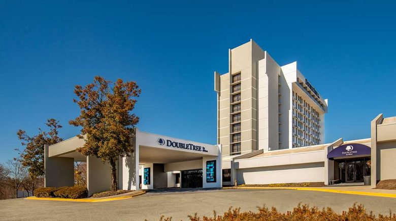 """DoubleTree by Hilton Washington DC North Exterior. Images powered by <a href=""""http://web.iceportal.com"""" target=""""_blank"""" rel=""""noopener"""">Ice Portal</a>."""