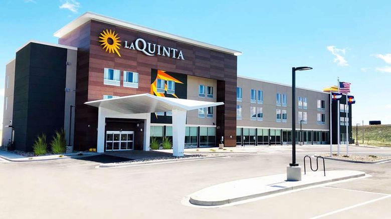 """La Quinta Inn  and  Suites Limon Exterior. Images powered by <a href=""""http://web.iceportal.com"""" target=""""_blank"""" rel=""""noopener"""">Ice Portal</a>."""