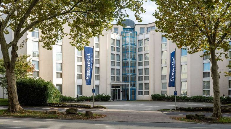"""Essential by Dorint Hotel Essen Exterior. Images powered by <a href=""""http://web.iceportal.com"""" target=""""_blank"""" rel=""""noopener"""">Ice Portal</a>."""
