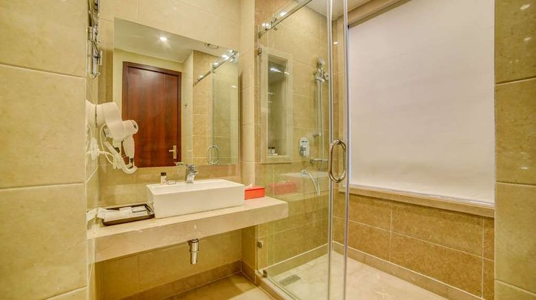 """Ramada by Wyndham New Delhi Pitampura Room. Images powered by <a href=""""http://web.iceportal.com"""" target=""""_blank"""" rel=""""noopener"""">Ice Portal</a>."""