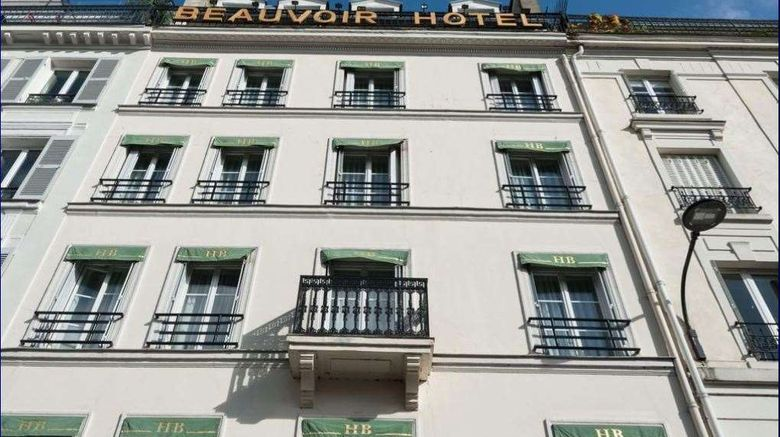 """Hotel Beauvoir Exterior. Images powered by <a href=""""http://web.iceportal.com"""" target=""""_blank"""" rel=""""noopener"""">Ice Portal</a>."""