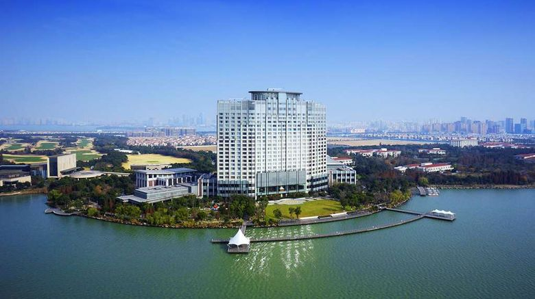 """Kempinski Hotel, Suzhou Exterior. Images powered by <a href=""""http://web.iceportal.com"""" target=""""_blank"""" rel=""""noopener"""">Ice Portal</a>."""