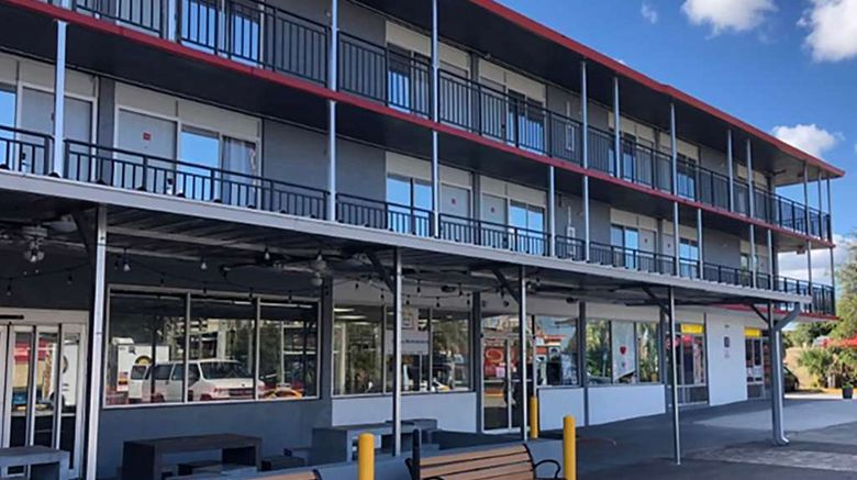 """Travelodge by Wyndham Orlando Exterior. Images powered by <a href=""""http://web.iceportal.com"""" target=""""_blank"""" rel=""""noopener"""">Ice Portal</a>."""