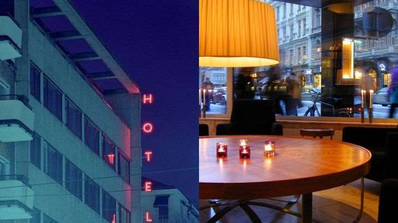 """Mornington Hotel Stockholm City Exterior. Images powered by <a href=""""http://web.iceportal.com"""" target=""""_blank"""" rel=""""noopener"""">Ice Portal</a>."""