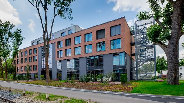 """Hotel FREIgeist Einbeck BW Signature Col Exterior. Images powered by <a href=""""http://web.iceportal.com"""" target=""""_blank"""" rel=""""noopener"""">Ice Portal</a>."""