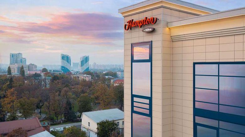 "Hampton by Hilton Krasnodar Exterior. Images powered by <a href=""http://web.iceportal.com"" target=""_blank"" rel=""noopener"">Ice Portal</a>."