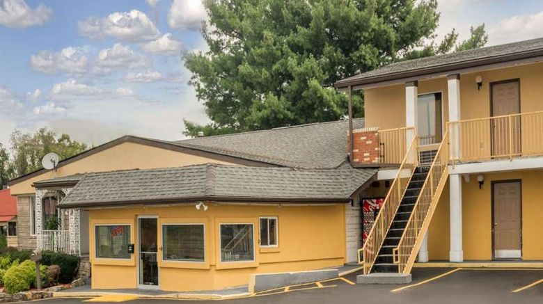 """Knights Inn, Berea Exterior. Images powered by <a href=""""http://web.iceportal.com"""" target=""""_blank"""" rel=""""noopener"""">Ice Portal</a>."""