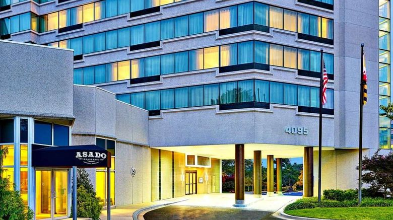 """Wyndham College Park North Hotel Exterior. Images powered by <a href=""""http://web.iceportal.com"""" target=""""_blank"""" rel=""""noopener"""">Ice Portal</a>."""