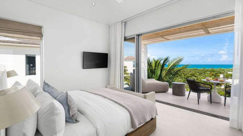 """Beach Enclave Grace Bay Room. Images powered by <a href=""""http://web.iceportal.com"""" target=""""_blank"""" rel=""""noopener"""">Ice Portal</a>."""