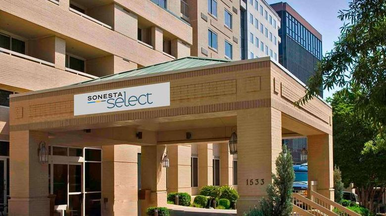 """Sonesta Select Greenbelt College Park Exterior. Images powered by <a href=""""http://web.iceportal.com"""" target=""""_blank"""" rel=""""noopener"""">Ice Portal</a>."""
