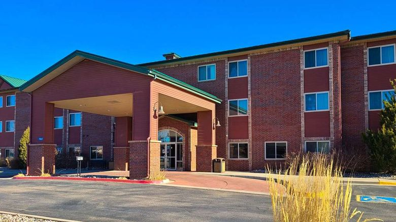 """Quality Inn Wellington-Fort Collins Exterior. Images powered by <a href=""""http://web.iceportal.com"""" target=""""_blank"""" rel=""""noopener"""">Ice Portal</a>."""