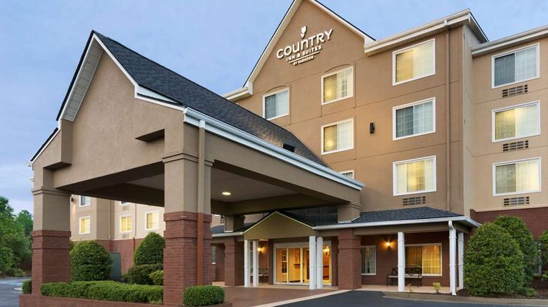 """Country Inn  and  Suites Buford-Mall GA Exterior. Images powered by <a href=""""http://web.iceportal.com"""" target=""""_blank"""" rel=""""noopener"""">Ice Portal</a>."""