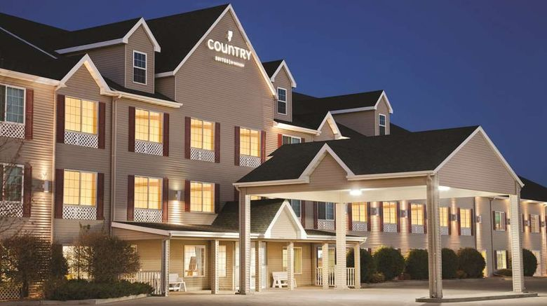 """Country Inn  and  Suites Bismarck Exterior. Images powered by <a href=""""http://web.iceportal.com"""" target=""""_blank"""" rel=""""noopener"""">Ice Portal</a>."""