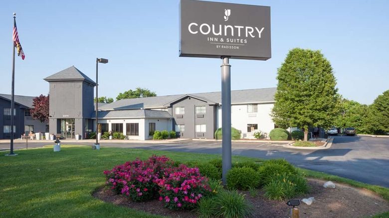 """Country Inn  and  Suites Frederick Exterior. Images powered by <a href=""""http://web.iceportal.com"""" target=""""_blank"""" rel=""""noopener"""">Ice Portal</a>."""