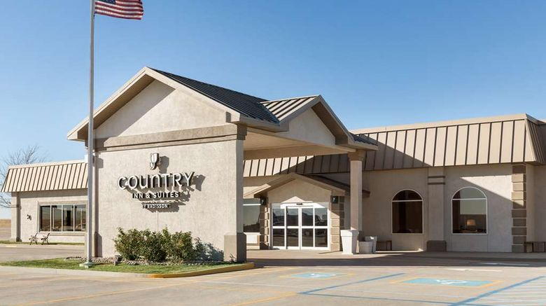 """Country Inn  and  Suites Sidney Exterior. Images powered by <a href=""""http://web.iceportal.com"""" target=""""_blank"""" rel=""""noopener"""">Ice Portal</a>."""