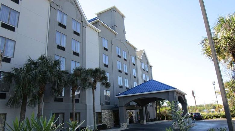 """Country Inn  and  Suites Murrells Inlet Exterior. Images powered by <a href=""""http://web.iceportal.com"""" target=""""_blank"""" rel=""""noopener"""">Ice Portal</a>."""