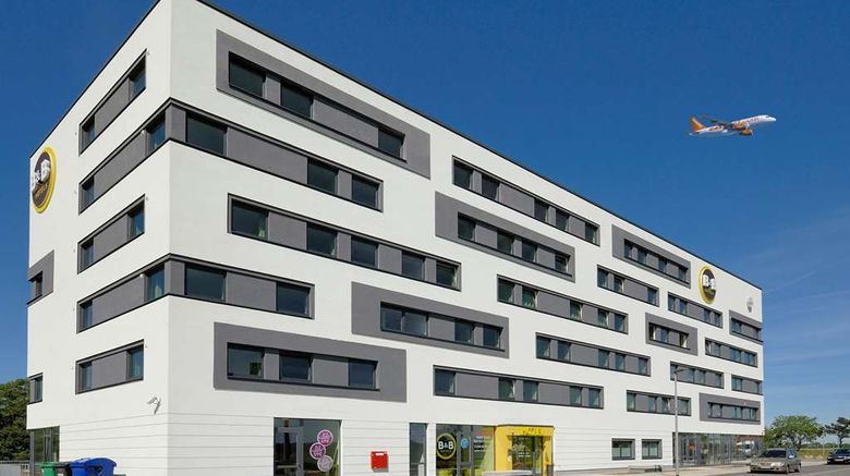 """B and B Hotel Berlin-Airport Exterior. Images powered by <a href=""""http://web.iceportal.com"""" target=""""_blank"""" rel=""""noopener"""">Ice Portal</a>."""