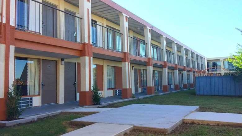 """Americas Best Value Inn Blytheville Exterior. Images powered by <a href=""""http://web.iceportal.com"""" target=""""_blank"""" rel=""""noopener"""">Ice Portal</a>."""