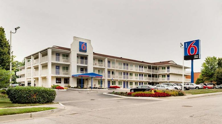 """Motel 6 Baltimore - BWI Airport Exterior. Images powered by <a href=""""http://web.iceportal.com"""" target=""""_blank"""" rel=""""noopener"""">Ice Portal</a>."""