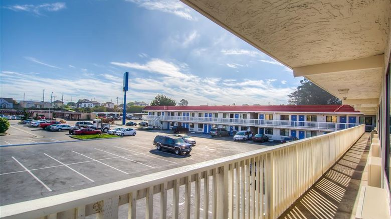 """Motel 6 Eureka Exterior. Images powered by <a href=""""http://web.iceportal.com"""" target=""""_blank"""" rel=""""noopener"""">Ice Portal</a>."""