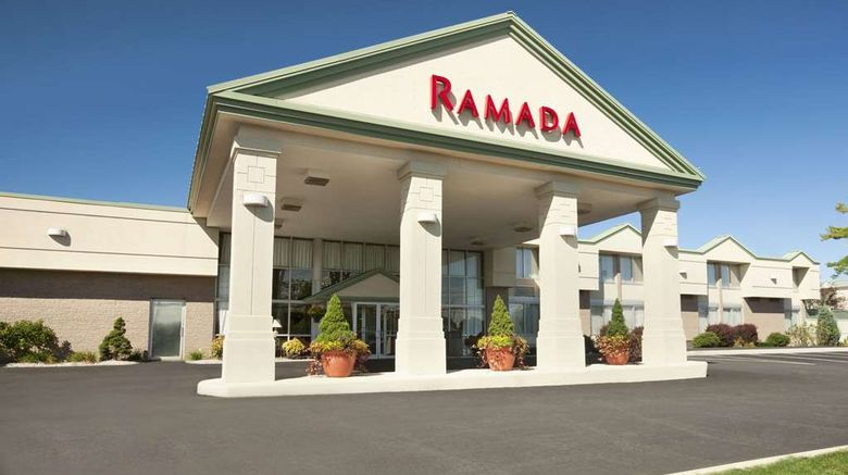 """Ramada Bangor Exterior. Images powered by <a href=""""http://web.iceportal.com"""" target=""""_blank"""" rel=""""noopener"""">Ice Portal</a>."""