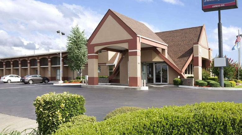 """Howard Johnson Inn Oklahoma City Exterior. Images powered by <a href=""""http://web.iceportal.com"""" target=""""_blank"""" rel=""""noopener"""">Ice Portal</a>."""