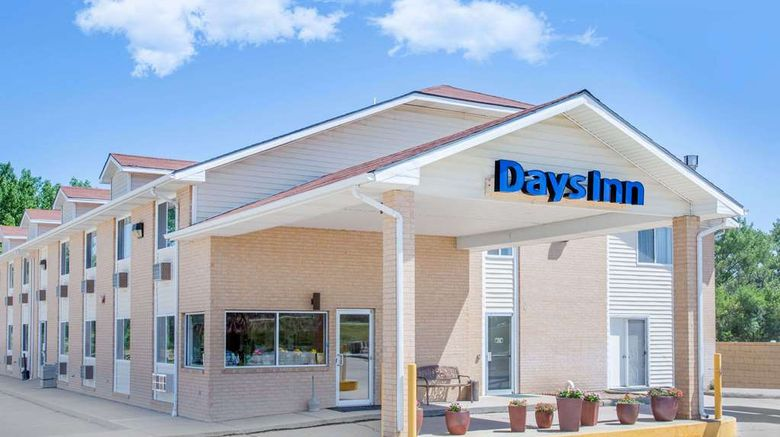 """Days Inn Ogallala Exterior. Images powered by <a href=""""http://web.iceportal.com"""" target=""""_blank"""" rel=""""noopener"""">Ice Portal</a>."""