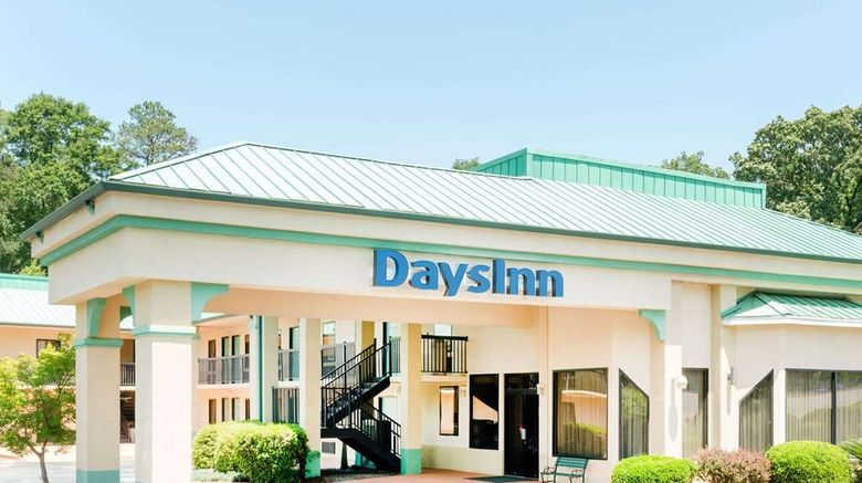 """Days Inn Clemson Exterior. Images powered by <a href=""""http://web.iceportal.com"""" target=""""_blank"""" rel=""""noopener"""">Ice Portal</a>."""