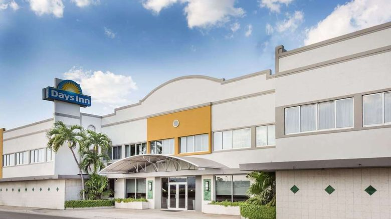 """Days Inn by Wyndham Miami Airport North Exterior. Images powered by <a href=""""http://web.iceportal.com"""" target=""""_blank"""" rel=""""noopener"""">Ice Portal</a>."""
