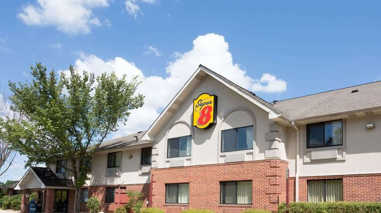 """Super 8 Prince Frederick Exterior. Images powered by <a href=""""http://web.iceportal.com"""" target=""""_blank"""" rel=""""noopener"""">Ice Portal</a>."""