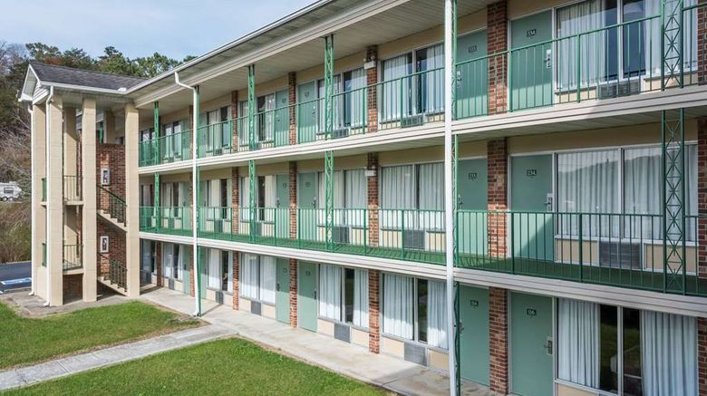 """Days Inn Jellico - Tennessee State Line Exterior. Images powered by <a href=""""http://web.iceportal.com"""" target=""""_blank"""" rel=""""noopener"""">Ice Portal</a>."""