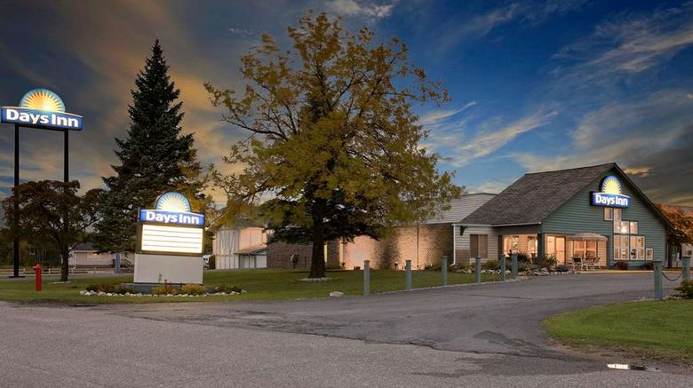 """Days Inn International Falls Exterior. Images powered by <a href=""""http://web.iceportal.com"""" target=""""_blank"""" rel=""""noopener"""">Ice Portal</a>."""