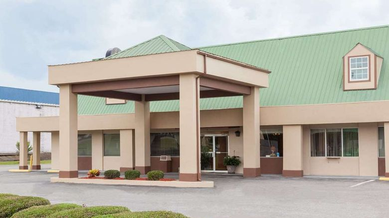 """Days Inn Meridian Exterior. Images powered by <a href=""""http://web.iceportal.com"""" target=""""_blank"""" rel=""""noopener"""">Ice Portal</a>."""