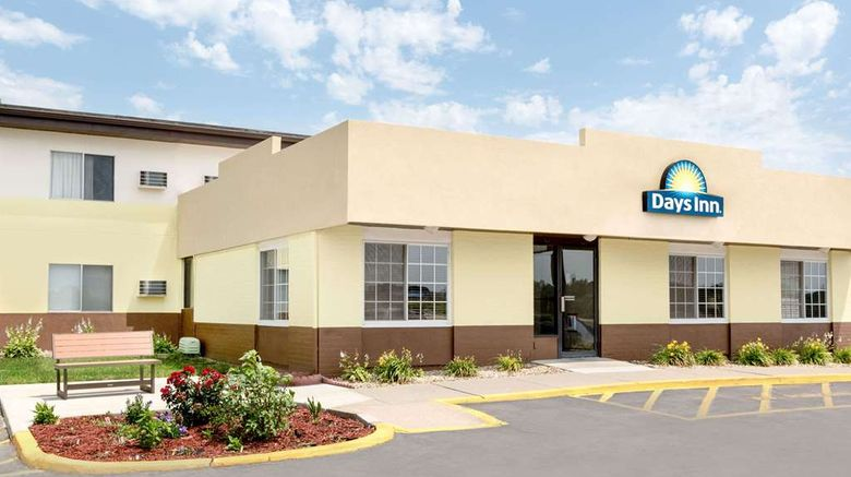 """Days Inn Newton Exterior. Images powered by <a href=""""http://web.iceportal.com"""" target=""""_blank"""" rel=""""noopener"""">Ice Portal</a>."""