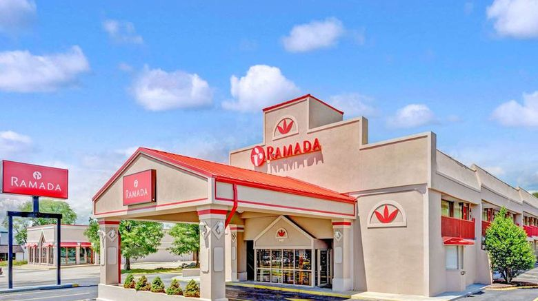 """Ramada Limited Baltimore West Exterior. Images powered by <a href=""""http://web.iceportal.com"""" target=""""_blank"""" rel=""""noopener"""">Ice Portal</a>."""