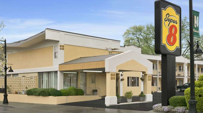 """Super 8 Belleville St. Louis Area Exterior. Images powered by <a href=""""http://web.iceportal.com"""" target=""""_blank"""" rel=""""noopener"""">Ice Portal</a>."""