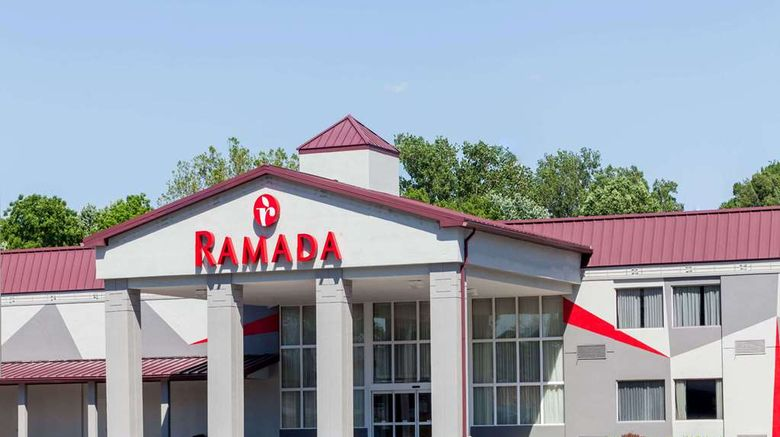 """Ramada Henderson/Evansville Exterior. Images powered by <a href=""""http://web.iceportal.com"""" target=""""_blank"""" rel=""""noopener"""">Ice Portal</a>."""